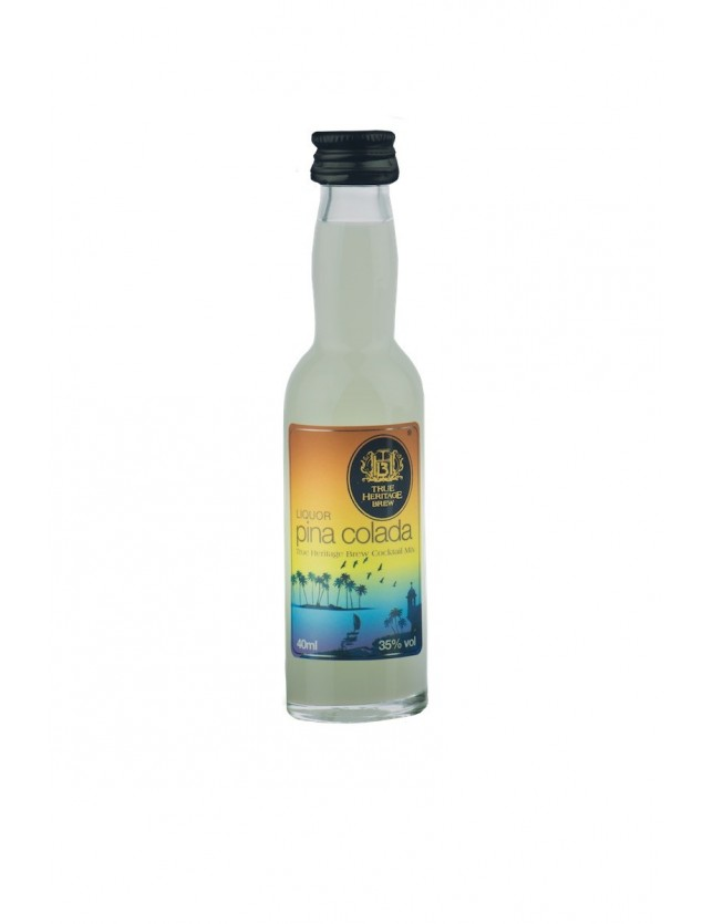 Miniature - THB Pina Colada Cocktail Mix 40ml