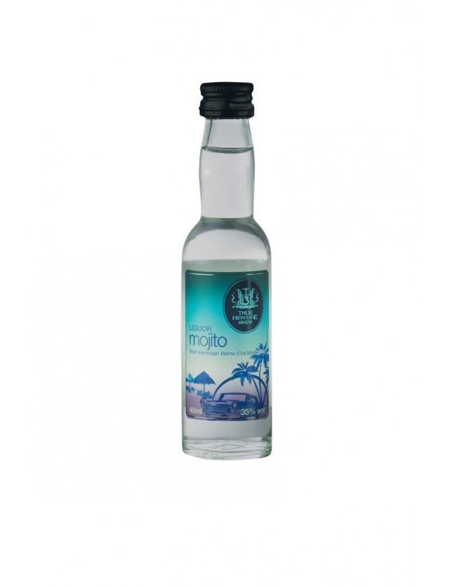 Miniature-  THB Mojito Cocktail Mix 24 x 40ml