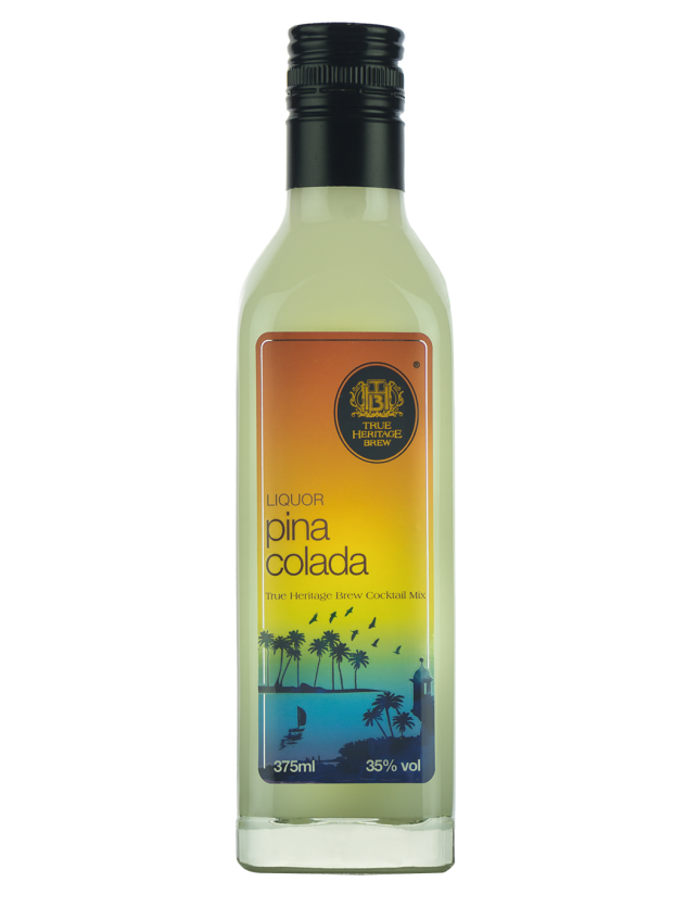 THB Pina Colada Cocktail Mix 375ml