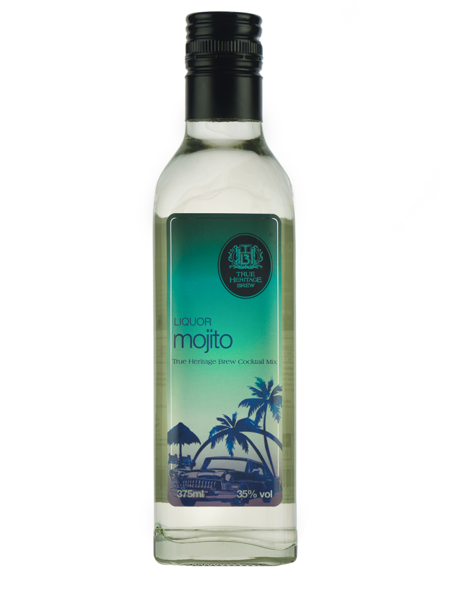 THB Mojito Cocktail Mix 375ml