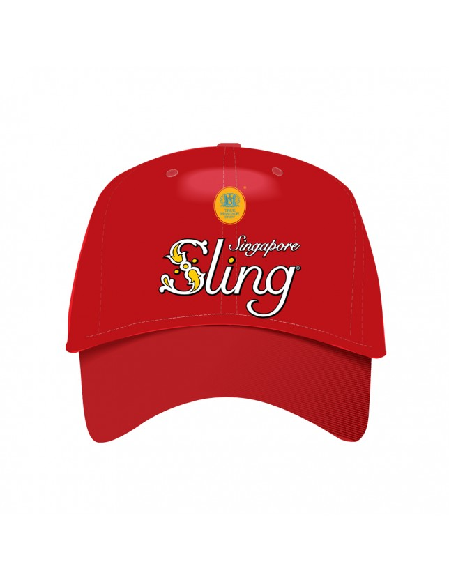 Red Cap Sling Logo