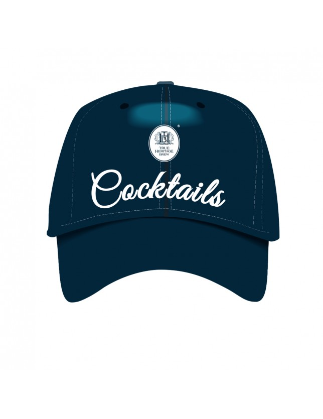 Navy Blue Cap_cocktail