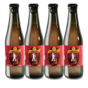 True Heritage Brew Singapore Sling® Premium Cocktail Drink 250ml x 4 bottles